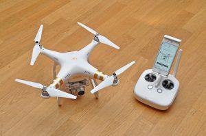 Controladores de drone
