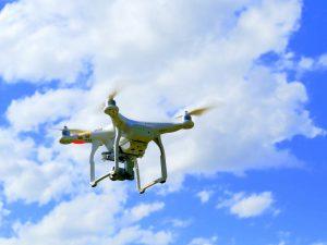 Giros con drone