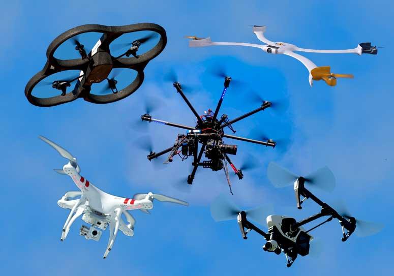 ¿Qué son los drones y para que sirven?