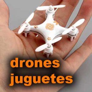 Drones de juguete de 100 a 200€