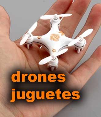 Drones de juguete de 200 a 300€