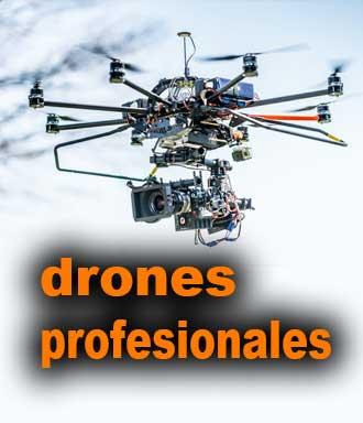Drones profesionales de 500 a 1000 euros.