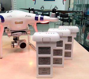 Autonomía escasa de los drones