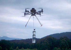 Los drones ofrecen mucha versatilidad