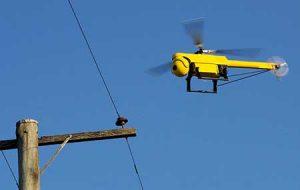 Los drones reducen los tiempos