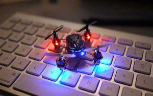 Los drones tienen un tiempo de formación reducido