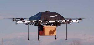 Transporte autónomo con drones