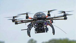 Drones ofrecen Imagen y multimedia