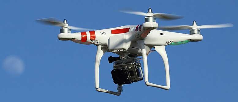 Mejores Drones para GoPro