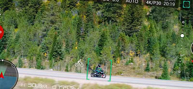 Active Track Phantom 4 moto