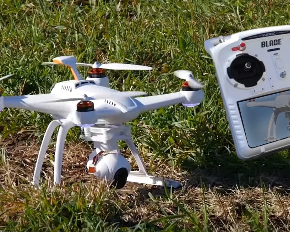 Ventajas y Desventajas del Drone Blade Chroma