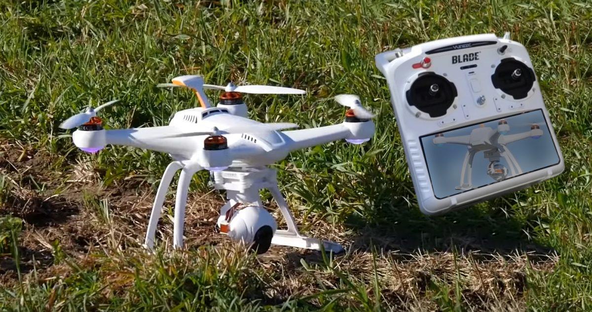 Ventajas y deventajas del Drone Blade Chroma